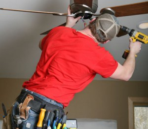 Ceiling fan installation carlsbad electrician chaney electric ceiling fan installation aloadofball Image collections